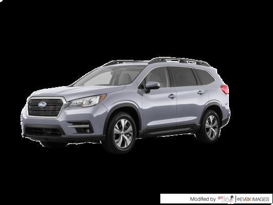 2019 Subaru ASCENT 2.4L DIT TOURING CVT