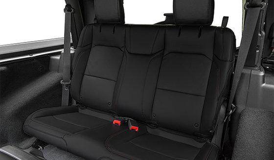 Black interior w/ Black Premium Cloth Bucket Seats  (D5X9)
