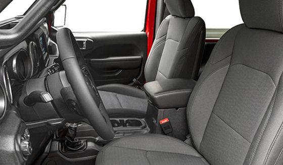Black interior w/ Black Bucket Seats (A7X9)