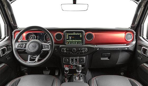 Black interior w/ Black Leather-Faced Seats w/ Accent Stitching (ALX9)