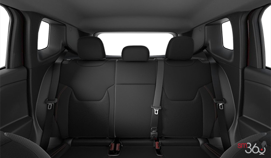 Black Cloth seats w/topographic pattern , Black Interior (D7X9)
