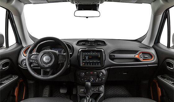 Black Cloth Bucket seats, Black Interior (B7XU)