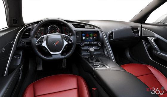 Sièges baquets GT en cuir Mulan perforé rouge adrénaline (701-AQ9)