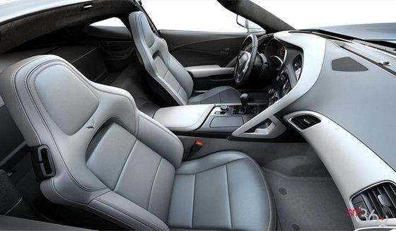 Sièges baquets GT en cuir Mulan perforé gris (141-AQ9)