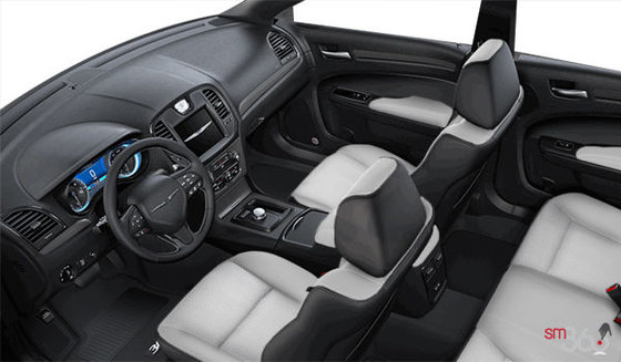 Leather Black/Smoke Sport Seat (A2XD)