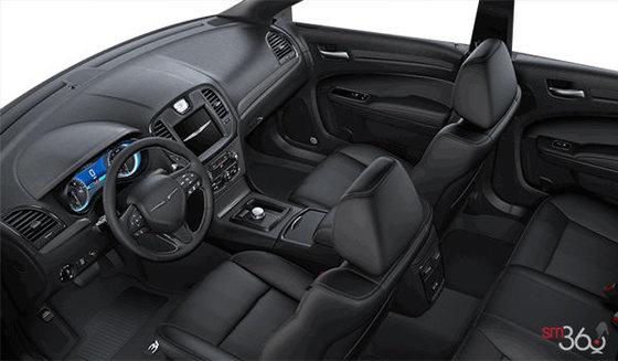 Leather Black Sport Seats (A2X9)