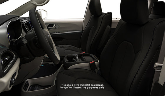 Cuir ventilé Nappa avec coutures gris diesel clair et logo S (RLX3)