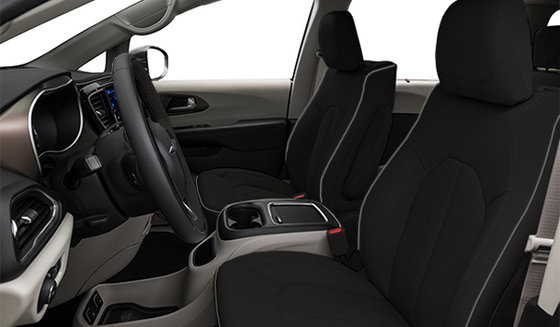 Black Nappa Leather with Light Diesel Grey Stitching (RLX3)