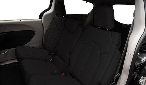 Black/Alloy Leather (ELXP)