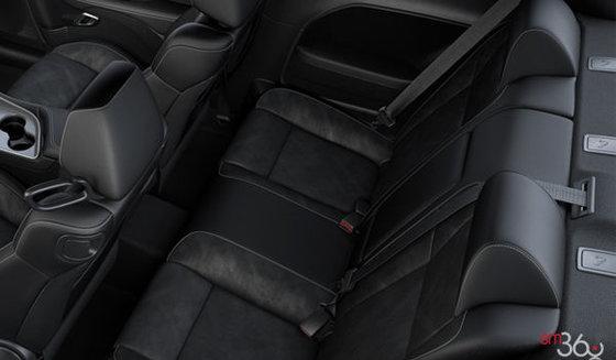 Black Alcantara Leather (SLX9)