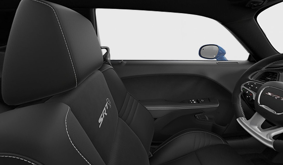 Black Alcantara Leather (BLX9)