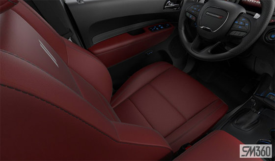 Red Nappa Leather (MLXR)