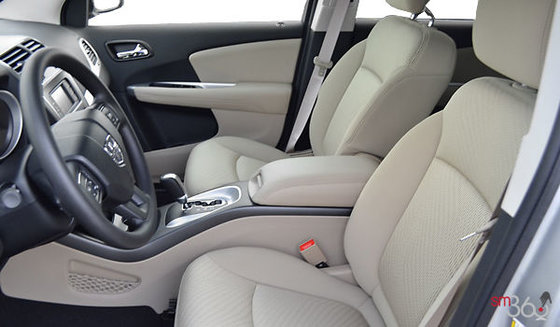 Light Frost Beige Cloth seats (E7XL)