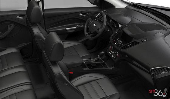 Charcoal Black Leather (DB)