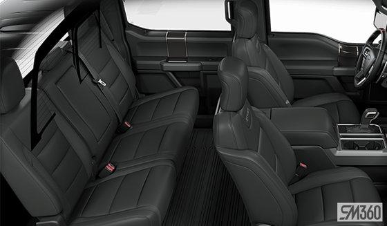 Black Unique Leather