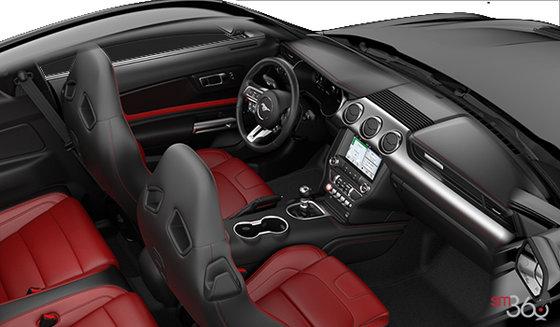 Showstopper Red RECARO Premier Leather (5W)