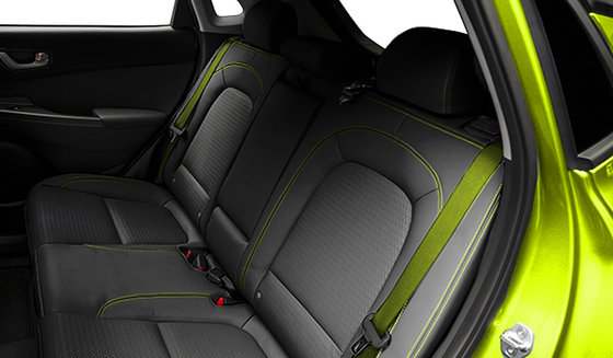 Black Leather with lime colour package