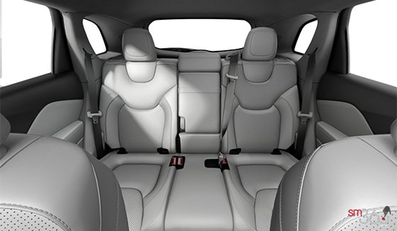 Ski Grey Nappa Leather Front Vented Seats(DLXS)