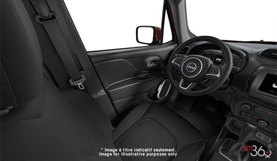 Black Deluxe Cloth High-Bucket seats (C5X9)