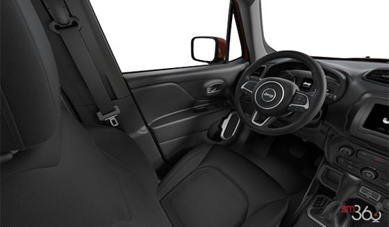 Black Premium Cloth Bucket seats (N7X9)