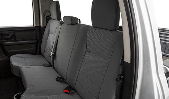 Black/Diesel Grey Cloth Bench (V9X8)
