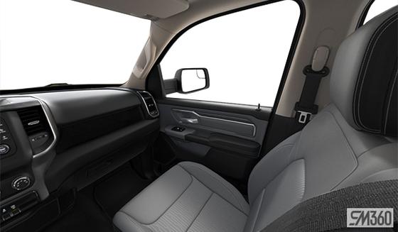 Black/Diesel Grey Cloth Bench (E1X8)
