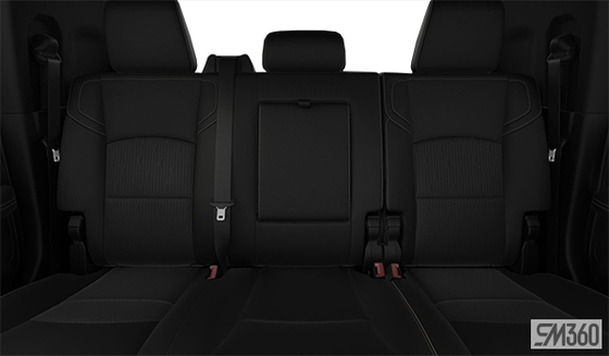 Black Premium Cloth Bucket Seat (MJX9)