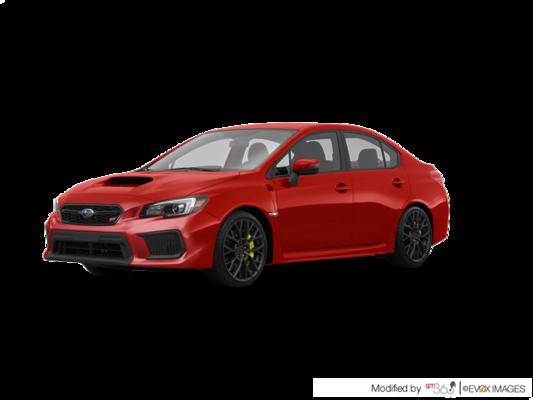 2019 Subaru WRX 4DR SDN STI 2.5L SPORT-TECH W/LIP MANUAL