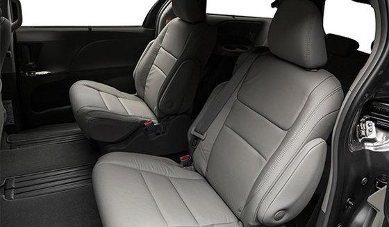 Black/Grey Premium Leather