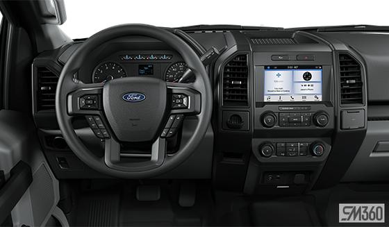 Ford Fusion 2020 Interieur