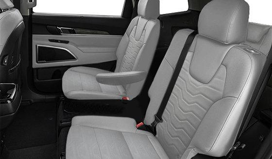 Light Grey Nappa Leather