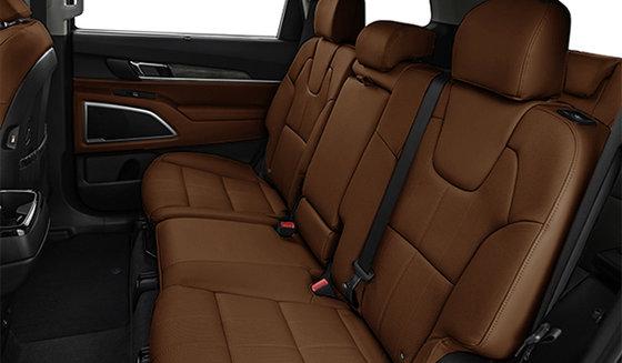 Espresso Brown Leather