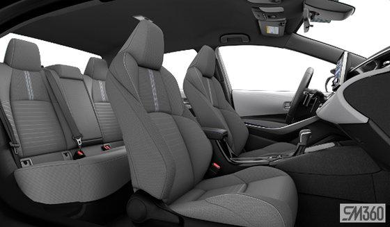 Grey Sport Cloth