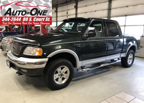 2003 Ford F-150 2003 Ford F-150 - SuperCrew 139  Lariat 4WD
