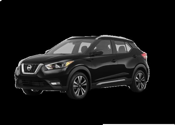 2018 Nissan Kicks SR