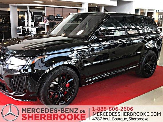 Range Rover A Vendre >> Mercedes Benz De Sherbrooke Used 2018 Land Rover Range