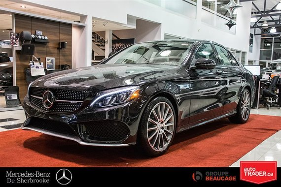Mercedes-Benz C43 AMG 2018 4matic Sedan