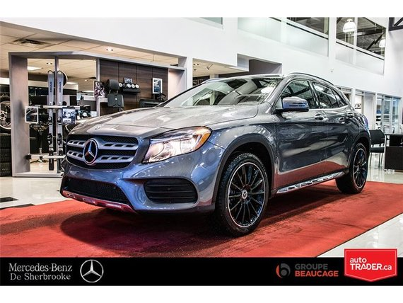 Mercedes-Benz GLA250 2018 4matic/rabais demo de 4000$