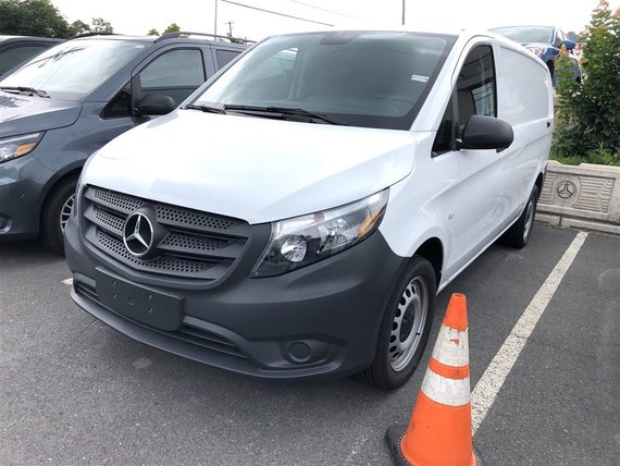 Mercedes-Benz Metris Cargo Van 2017 10 000 rabais demo exclusif