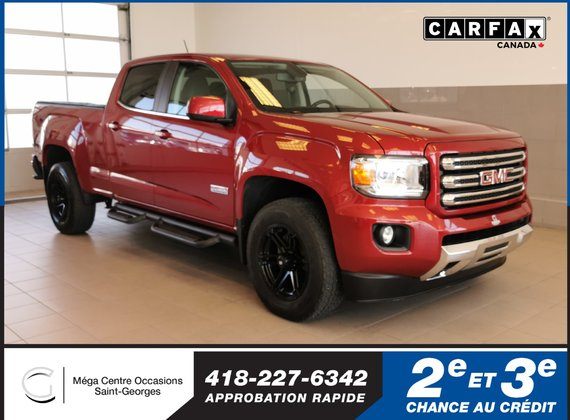 2017 GMC Canyon 4WD SLE
