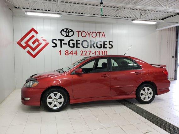 Toyota Corolla Sport 2007
