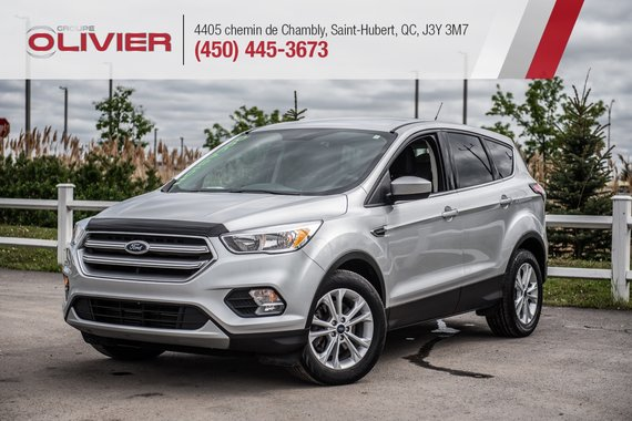 Ford Escape SE 4WD MAGS ENS. REMORQUAGE A/C 2017