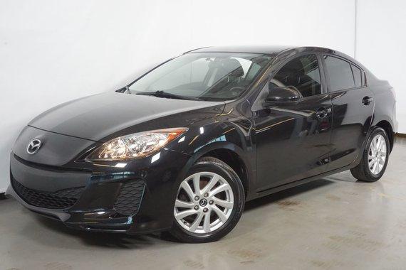 Mazda3 GX A/C BT MAG VITRES TEINTES 2013