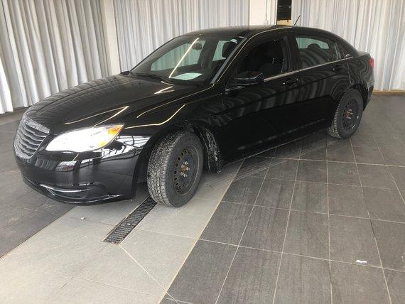 Chrysler 200 LX*BALANCE OF WARRANTY 2014