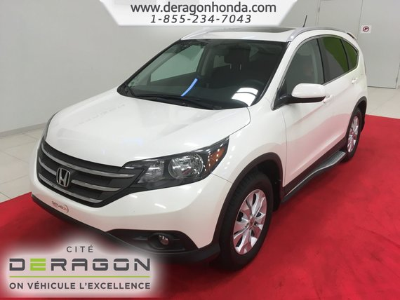 Honda CR-V EX + SEULEMENT 73 703 KM + TRES BIEN ENTRETENU 2014