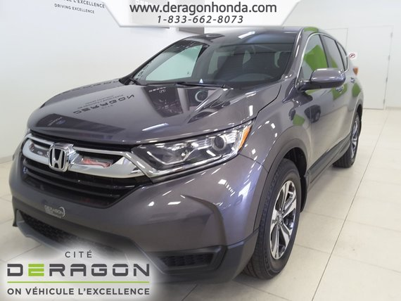 2017 Honda CR-V LX+DEMARREUR+GARANTIE HONDA+MAG+A/C