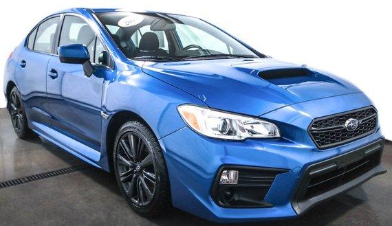 2019 Subaru WRX AWD  Seulement 11008km   Caméra  Bluetooth