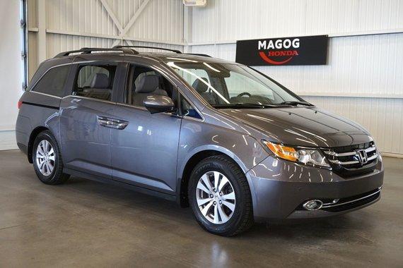 Honda Odyssey Exl navi Bluetooth ,  caméra , navigation , 2014