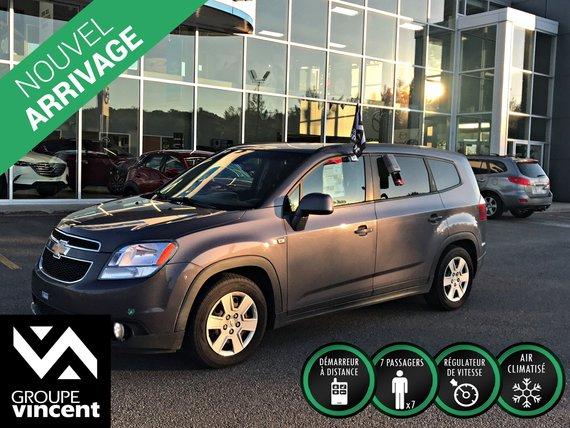 Chevrolet Orlando LT**GARANTIE 10ANS** 2013