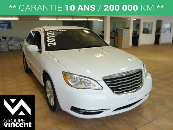 Chrysler 200 Touring**GARANTIE 10 ANS** 2012
